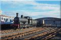 NZ2325 : Railway tracks leading to Locomotion by Trevor Littlewood