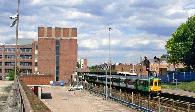 Wallington station, 2005