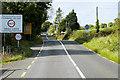 G9358 : UK/RoI Border at Belleek by David Dixon
