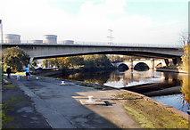 SE4824 : Decommissioned bridges by derek dye