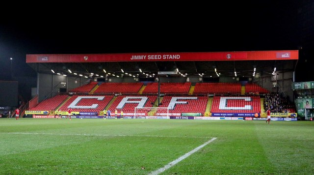 The Jimmy Seed Stand at the Valley