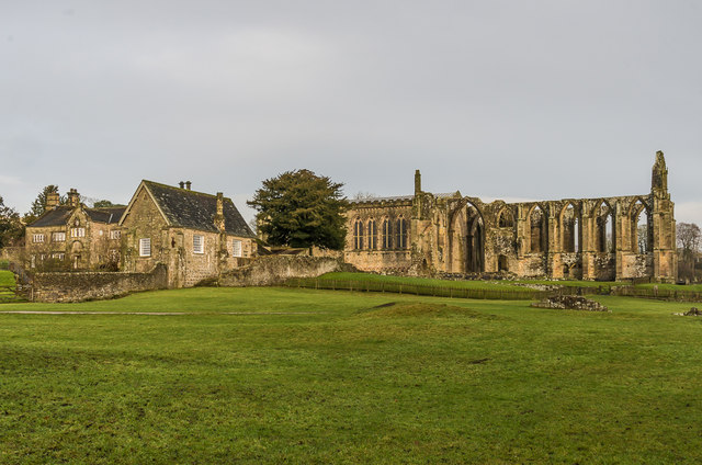 Bolton Abbey and Old Rectory
