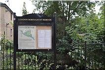 TQ2668 : Ravensbury Park by N Chadwick