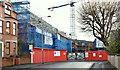 J3372 : New School of Biological Sciences, Queen's University, Belfast (January 2018) by Albert Bridge