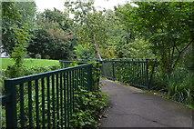 TQ2767 : Wandle Trail, Ravensbury Park by N Chadwick
