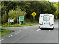 G9170 : Minor Road Junction on the N15 near Ballintra by David Dixon