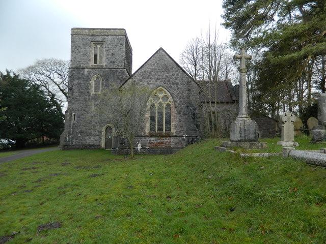St Anne's Church, Talygarn