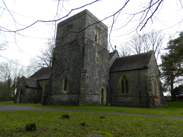 St Anne's Church, Talygarn