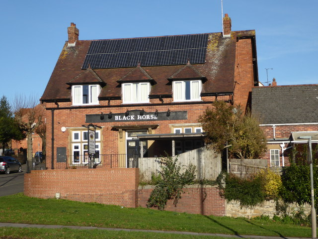 Black Horse public house, Yeovil