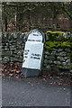 SE0752 : Mile post by Ian Capper
