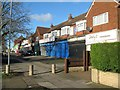 SP0893 : Hawthorn Road shops east side by Martin Richard Phelan