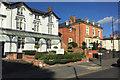 SP2055 : Premises on Warwick Road, Stratford-upon-Avon by Robin Stott