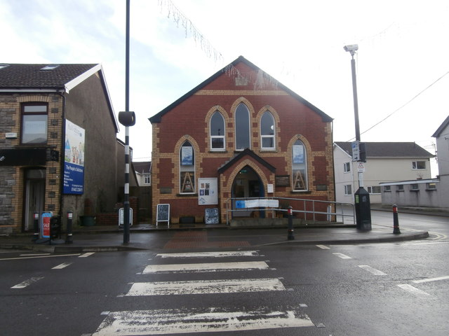 Pontyclun Methodist Church