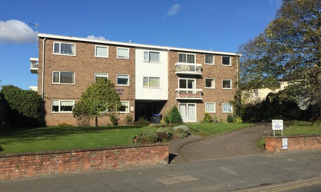 Verona, Warwick Court flats, Warwick Road, Stratford-upon-Avon