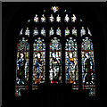 SE1039 : All Saints, Bingley - east window by Stephen Craven