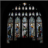 SE1039 : All Saints, Bingley - east window by Stephen Craven