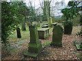 SE1039 : All Saints, Bingley - detached churchyard (1) by Stephen Craven