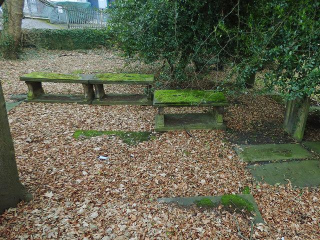 All Saints, Bingley - detached churchyard (2)