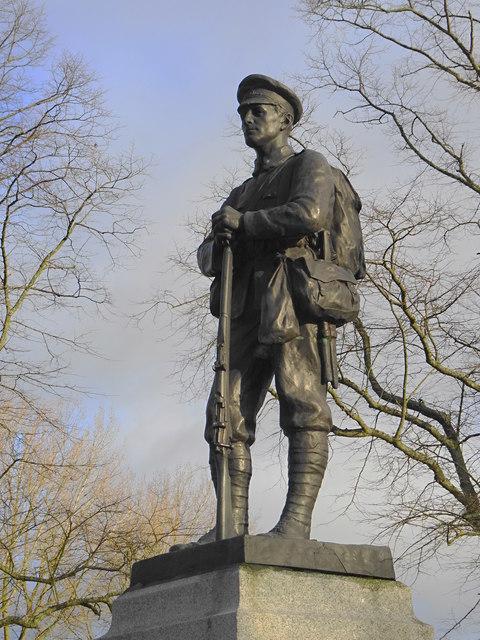 Heath Town - War Memorial