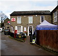 SO3828 : Ewyas Harold Village Store and Post Office, Herefordshire by Jaggery