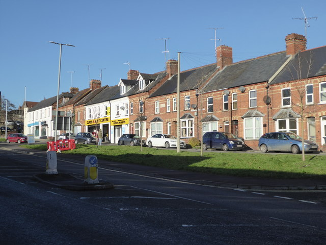 Vincent Place, Yeovil