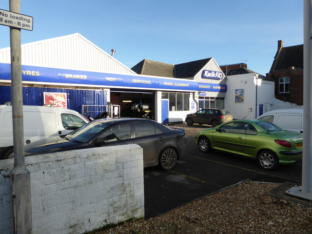 Kwik Fit, Yeovil