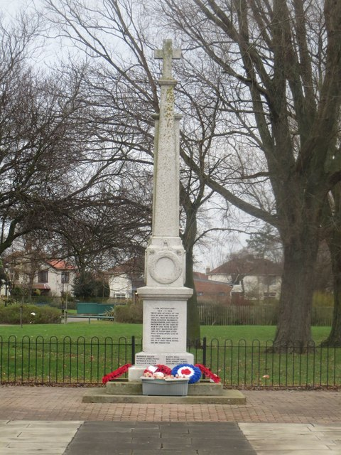War Memorial, Seaton Delaval