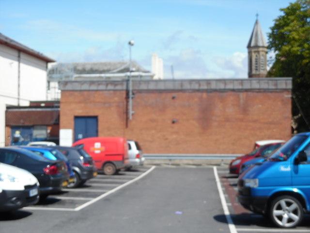 Monmouth Telephone Exchange (1)