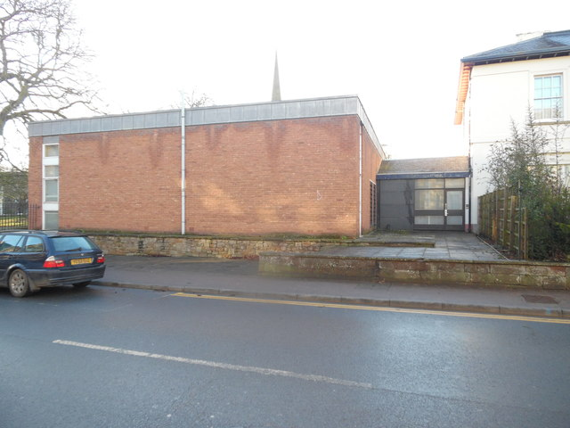 Monmouth Telephone Exchange (2)