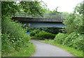SK3834 : Bridge across the River Derwent by Mat Fascione
