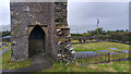 V4177 : Remains of church of St John the Baptist, Kilmore, Valentia Island by Phil Champion