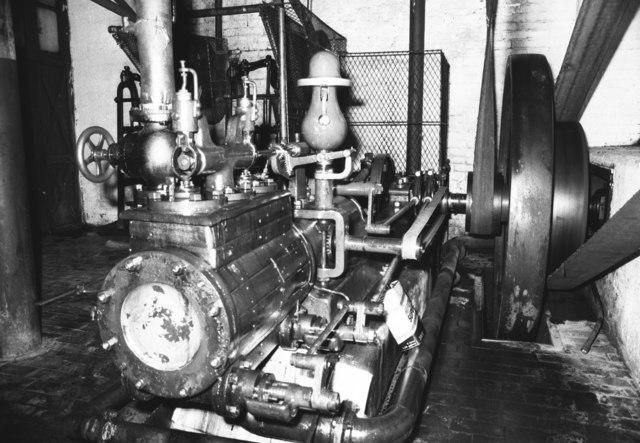 Hook Norton Brewery - steam engine