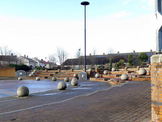 Nameless Square, Waterville Road