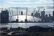 TQ3980 : The Millennium Dome (O2) by Anthony O'Neil