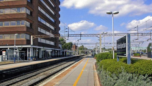 Watford Junction, 2009