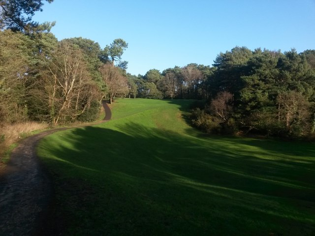 Bournemouth: the tenth at Meyrick Park
