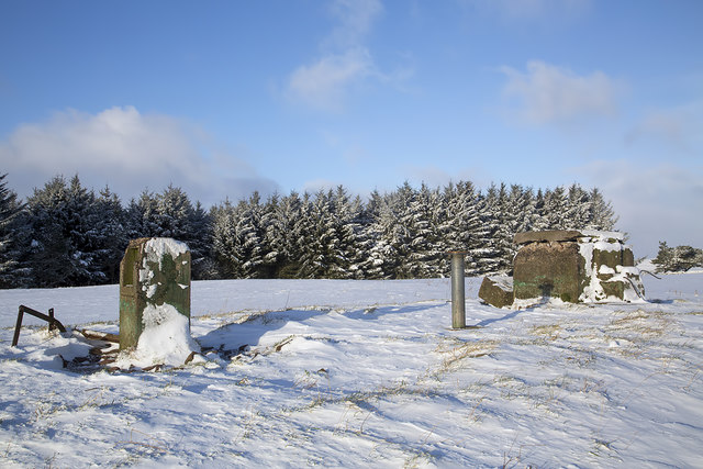 The ROC post on Blaikie's Hill