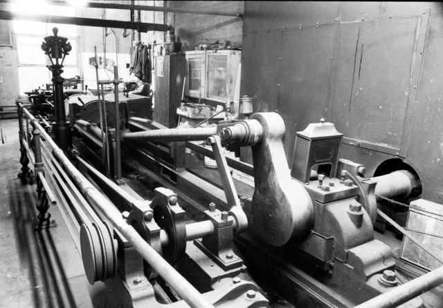 Wm Greenwood, Providence Mills - steam engine