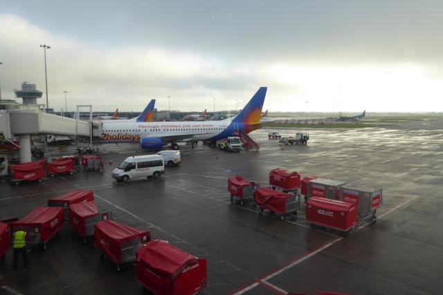 Gates at Terminal 1