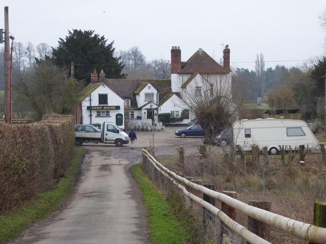 Camp House Inn, Grimley
