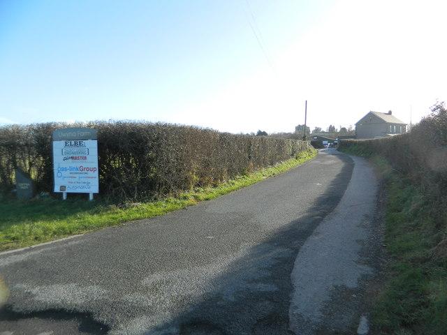 Llwyna Farm, Brynsadler