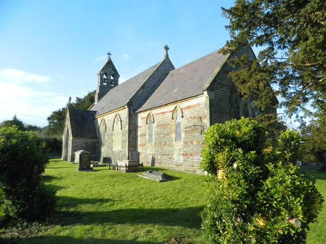 St Illtyd's Church, Llanharry