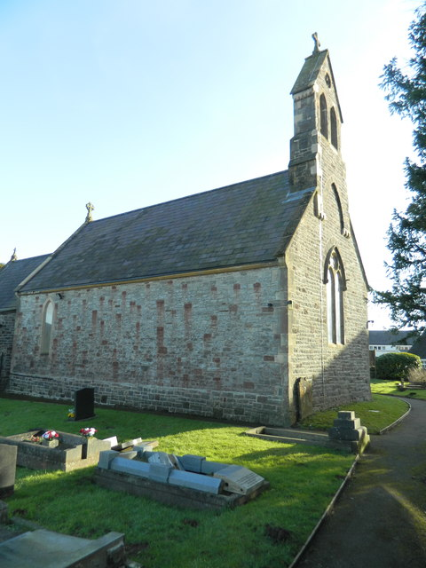 St Illtyd's Church, Llanharry