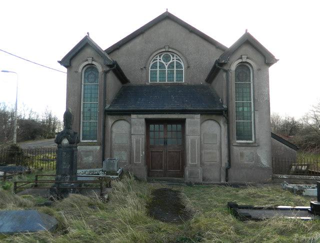Peniel Chapel, Llanharry