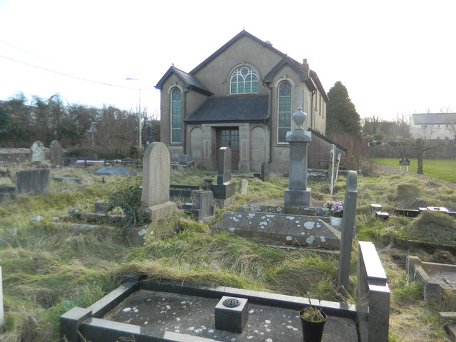 Peniel Chapel and burial ground, Llanharry