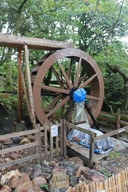 Eskdale Mill - microhydropower