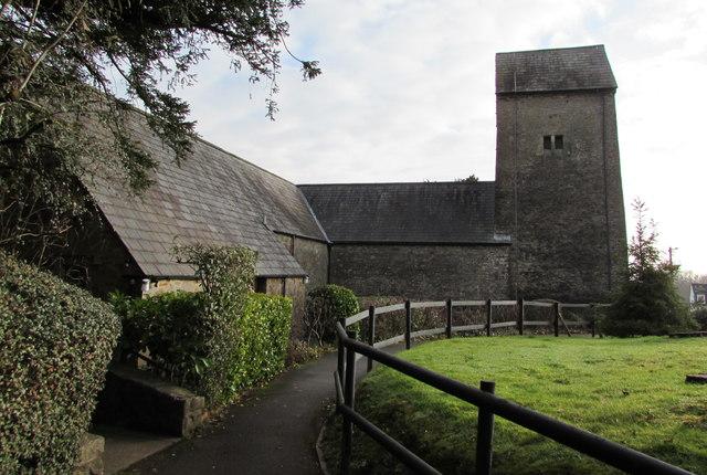 Parish Church of St Denys, Lisvane, Cardiff