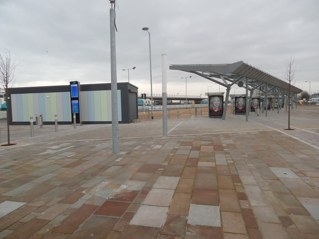 New Bus/Rail Interchange, Port Talbot (1)