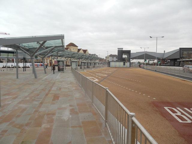 New Bus/Rail Interchange, Port Talbot (2)