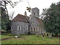 TM4192 : St Mary's Church, Gillingham by Helen Steed